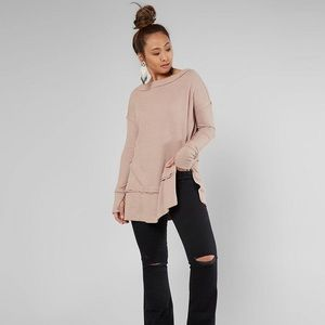 FREE PEOPLE North Shore Thermal in Sand 693